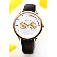 【フルラ 腕時計】 サイズ:レディース ケースサイズ:直径39mm×厚さ8mm バンド素材(カラー)...