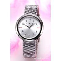 【フルラ 腕時計】 サイズ:レディース ケースサイズ:直径34mm×厚さ8mm バンド素材(カラー)...