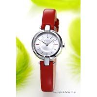 【フルラ 腕時計】 サイズ:レディース ケースサイズ:直径24mm×厚さ7mm バンド素材(カラー)...