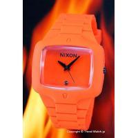 ニクソン 時計 NIXON Rubber Player (ラバープレイヤー) A139211