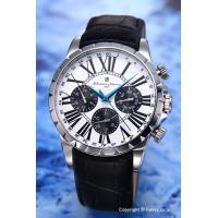 【サルバトーレマーラ腕時計】 サイズ:メンズ ケースサイズ:直径42mm×厚さ11.5mm バンド素...