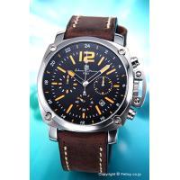 【サルバトーレマーラ腕時計】 サイズ:メンズ ケースサイズ:直径46mm×厚さ12.0mm バンド素...