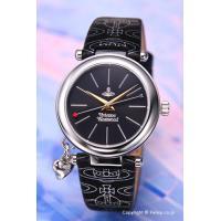 【ヴィヴィアンウエストウッド 腕時計】 サイズ:レディース ケースサイズ:直径32mm×厚さ7mm ...