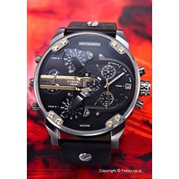 【ディーゼル 腕時計】 サイズ:メンズ ケースサイズ:縦66.0mm(ラグ部分含む)×横57.0mm...