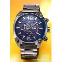 【ディーゼル 腕時計】 サイズ:メンズ ケースサイズ:縦52mm(ラグ部分含む)×横48mm×厚さ1...