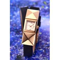 【ディーゼル腕時計】 サイズ:レディース ケースサイズ:全体:縦47mm×横15mm×厚さ6.5mm...