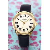【ケイトスペード 腕時計】サイズ:レディースケースサイズ:直径34.0mm×厚さ7.0mm バンド素...