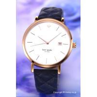 【ケイトスペード 腕時計】 サイズ:レディース(ラージサイズ) ケースサイズ:直径38mm×厚さ7m...