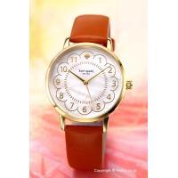 【ケイトスペード 腕時計】 サイズ:レディース ケースサイズ:直径34.0mm×厚さ7.0mm バン...