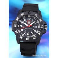 【ルミノックス腕時計】 サイズ:メンズ ケースサイズ:直径46mm×厚さ14mm バンド素材(カラー...