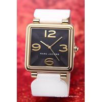 【マークジェイコブス 腕時計】 サイズ:レディース ケースサイズ:縦34mm×横34mm×厚さ7mm...