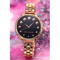 【マークジェイコブス 腕時計】 サイズ:レディース ケースサイズ:直径36mm×厚さ8mm バンド素...