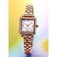 【マークジェイコブス 腕時計】 サイズ:レディース ケースサイズ:縦20mm×横20mm×厚さ8mm...