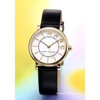 【マークジェイコブス 腕時計】 サイズ:レディース ケースサイズ:直径28mm×厚さ7mm バンド素...