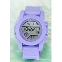 【ニクソン 腕時計 NIXON】 サイズ:レディース ケースサイズ:直径40mm×厚さ15mm バン...