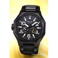 【ニクソン腕時計】 サイズ:メンズ ケースサイズ:縦55mm×横47mm×厚さ14mm バンド素材(...