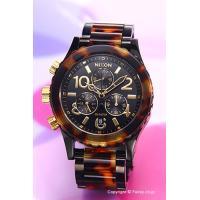 【ニクソン 腕時計】 サイズ:レディース ケースサイズ:直径38mm×厚さ10mm バンド素材(カラ...