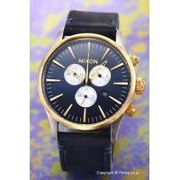 【ニクソン 腕時計】 サイズ:メンズ ケースサイズ:直径42mm×厚さ12mm バンド素材(カラー)...