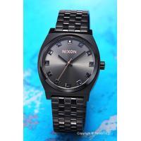 【ニクソン 腕時計】 サイズ:男女兼用 ケースサイズ:直径40mm×厚さ11mm バンド素材(カラー...