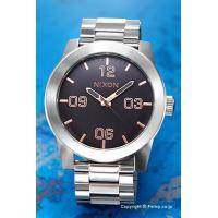 【ニクソン 腕時計】 サイズ:メンズ ケースサイズ:縦52mm(ラグ部分含む)×横48mm×厚さ11...