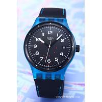 【スウォッチ腕時計】 サイズ:ユニセックス ケースサイズ:縦50.6mm(ラグ部分含む)×横42mm...