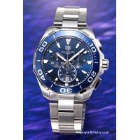 【タグホイヤー腕時計】 サイズ:メンズ ケースサイズ:直径43mm×厚さ13.5mm バンド素材(カ...