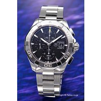 【タグホイヤー腕時計】 サイズ:メンズ ケースサイズ:直径43mm×厚さ16mm バンド素材(カラー...