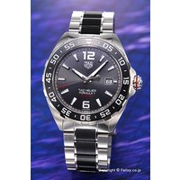 【タグホイヤー腕時計】 サイズ:メンズ ケースサイズ:直径43mm×厚さ12mm バンド素材(カラー...
