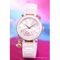 【ヴィヴィアンウエストウッド 腕時計】 サイズ:レディース ケースサイズ:直径31mm×厚さ7mm ...