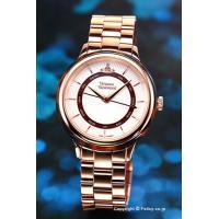 【ヴィヴィアンウエストウッド腕時計】 サイズ:レディース ケースサイズ:直径35mm×厚さ8mm バ...