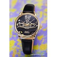 【ヴィヴィアンウエストウッド腕時計】 サイズ:レディース ケースサイズ:直径32mm×厚さ9mm バ...