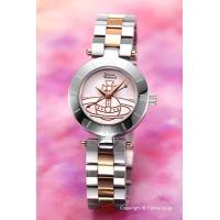 【ヴィヴィアンウエストウッド腕時計】 サイズ:レディース ケースサイズ:直径28mm×厚さ8mm バ...