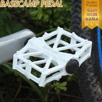 【 BASECAMP自転車ペダル 】自転車のおしゃれは足元から!かっこいい自転車ペダル /ペダル ロ...