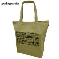 patagoniaパタゴニアから人気のパタロハ・ロゴをモチーフにプリントしたホノルル店限定パタロハカ...