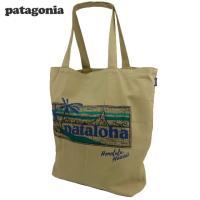 patagoniaパタゴニアから人気のパタロハ・ラベルをモチーフにプリントしたホノルル店限定パタロハ...