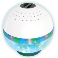 セラヴィ 3色LED付アロマ空気洗浄機 アロボ CLV-306|truetools