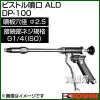 工進 ピストル噴口 ALD DP-100 噴板穴径Φ2.5|truetools