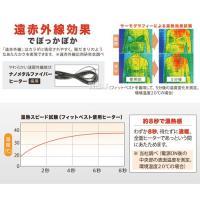 プロモート 速暖 フィットベスト 男女兼用 SFB ブラック [サイズ:M〜3L] truetools 06