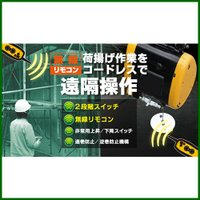 リョービ リモコンウインチ リモコン ワイヤー径4×21m付 WI-62RC|truetools|03