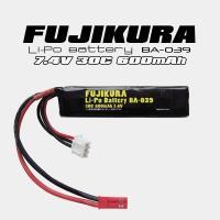 FUJIKURAのリポバッテリーはその形状・性能の設計段階からアフターマーケットをリサーチし、 独自...