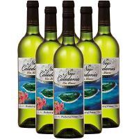 ニューカレドニア土産 ニューカレドニアお土産 みやげ おみやげ ニューカレドニア 白ワイン 6本  ...