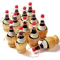 イタリア土産 イタリアお土産 みやげ おみやげ イタリア ミニワイン 12本  とても小さなテーブル...