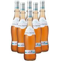 フランス土産 フランスお土産 みやげ おみやげ プロヴァンス ロゼ 6本  華やかさを醸し出す美しい...