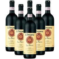 イタリア土産 イタリアお土産 みやげ おみやげ アルカーノ ビノロッソワイン 6本  ローマで評判の...