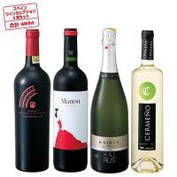 スペイン土産 スペインお土産 みやげ おみやげ スペイン ワインセレクション 4本セットスペイン各地...