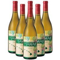 ハワイ お土産 ハワイ 土産 ハワイ土産 ハワイお土産 みやげ おみやげ ハワイ 白ワイン 6本  ...