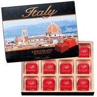 イタリアお土産 イタリア土産 イタリアおみやげ イタリアみやげ/イタリア カフェチョコレート 1箱/...