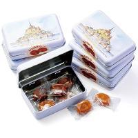 フランスお土産 フランス土産 フランスおみやげ/モンサンミッシェル 塩キャンディ6缶セット/海外土産...