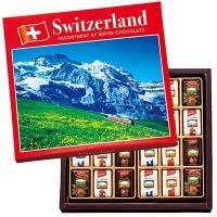 スイス土産 スイスお土産 みやげ おみやげ ビラー ナポリタンアソートチョコレート 1箱  スイス気...