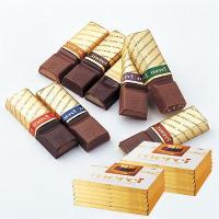 ドイツ土産 ドイツお土産 みやげ おみやげ メルシー ゴールドチョコレート 12箱セット  フィンガ...